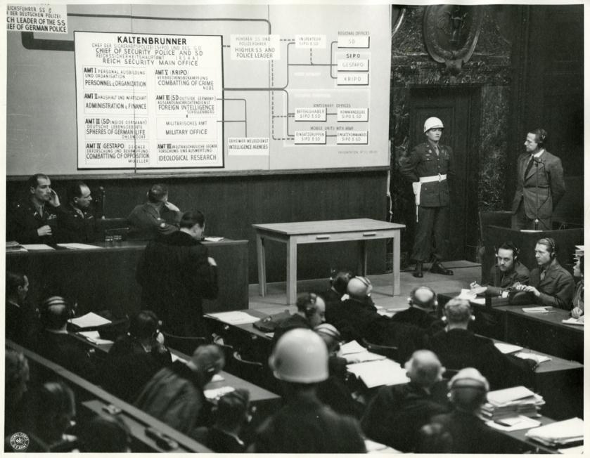 German_Nazi_SS_officer_Otto_Ohlendorf_at_Nuremberg_Trials_1945