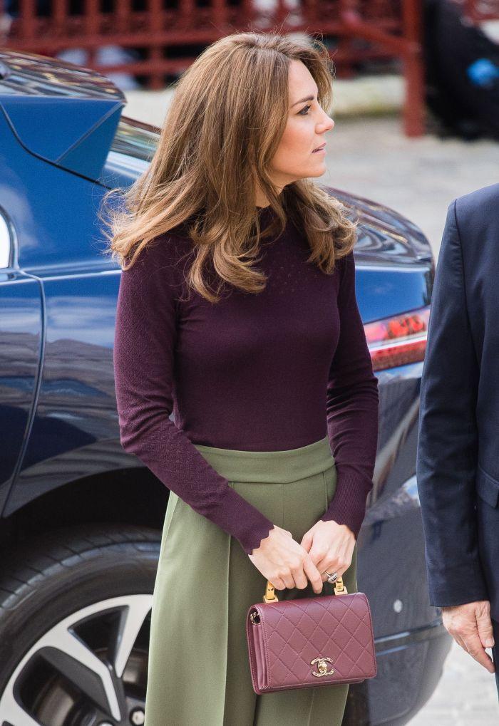 La borsa Chanel di Kate Middleton che erediterà Charlotte (nel futuro Regno post Brexit)