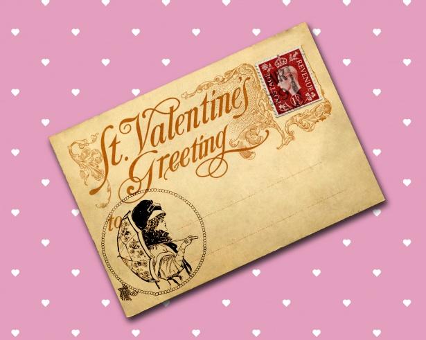 valentine-day-postcard-vintage