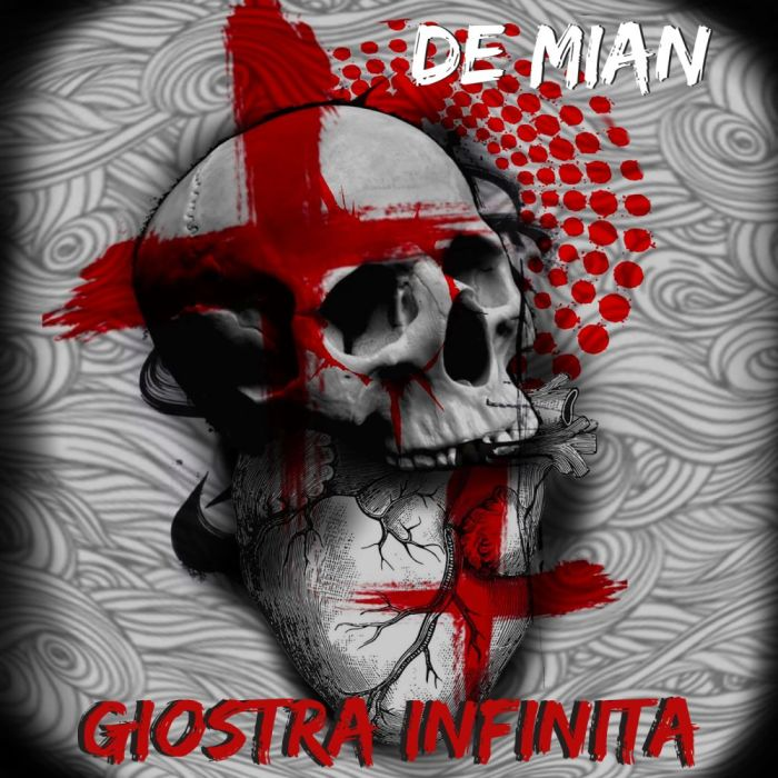 De mian_Giostra infinita_Cover b
