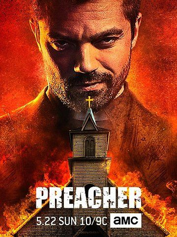 Locandina di Preacher: 457366 - Movieplayer.it