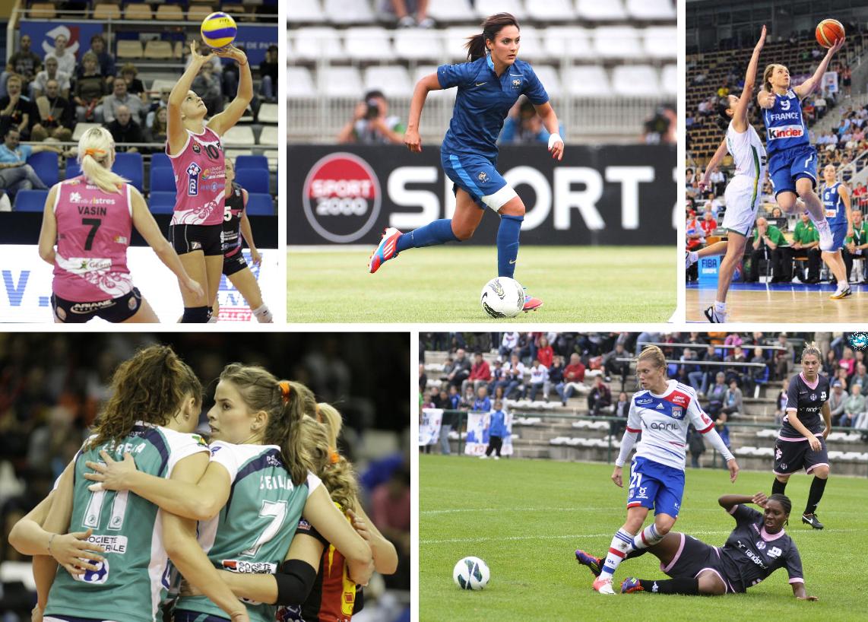 Sponsorizzazioni: In Francia si investe poco negli sport femminili | Sport  Business Management